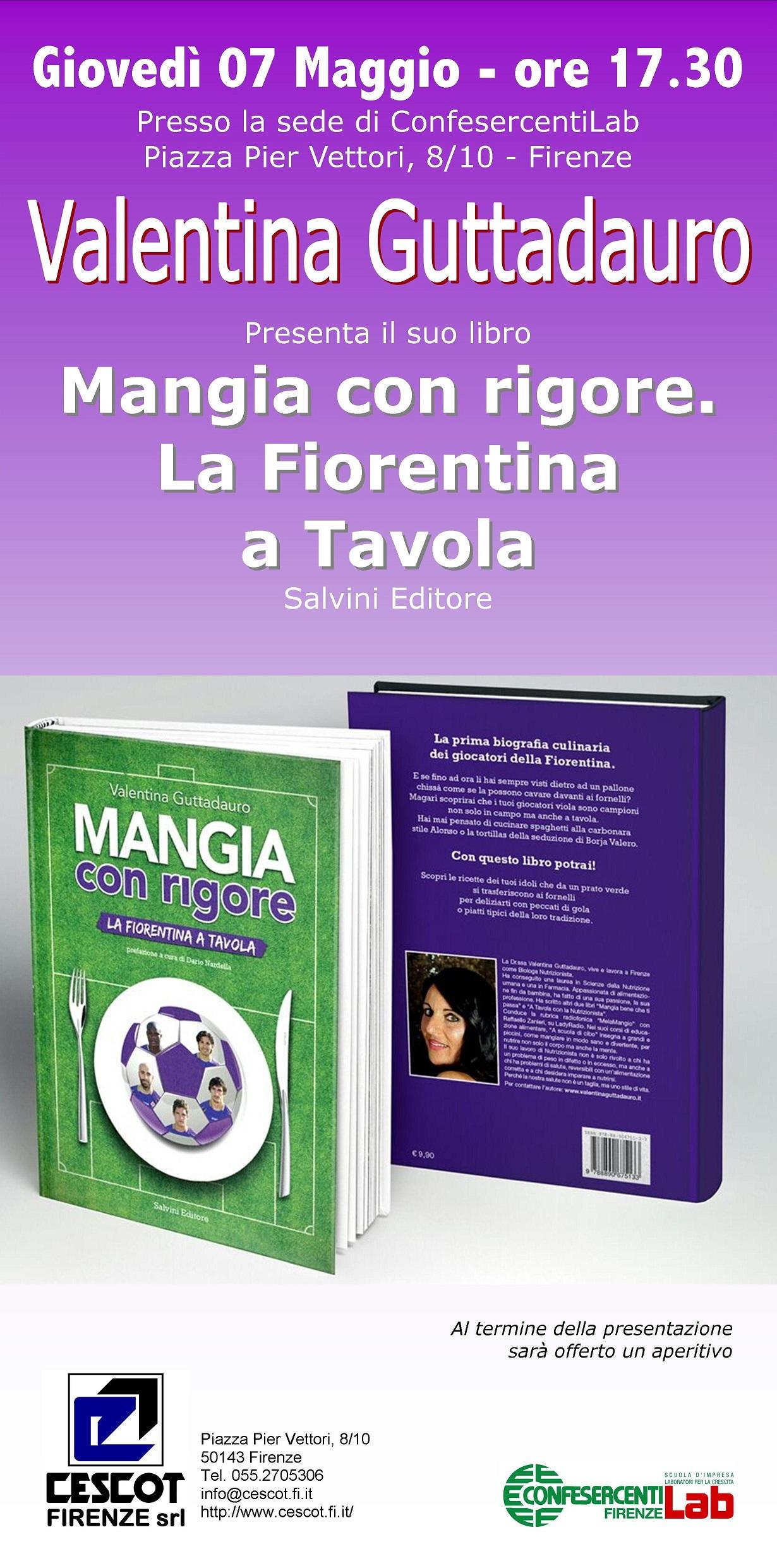 presentazione libro GUTTADAURO locandina