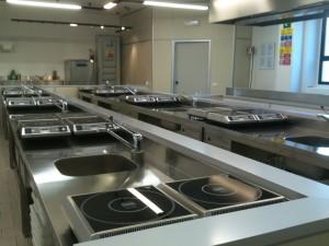 Laboratorio di cucina Cescot Firenze srl