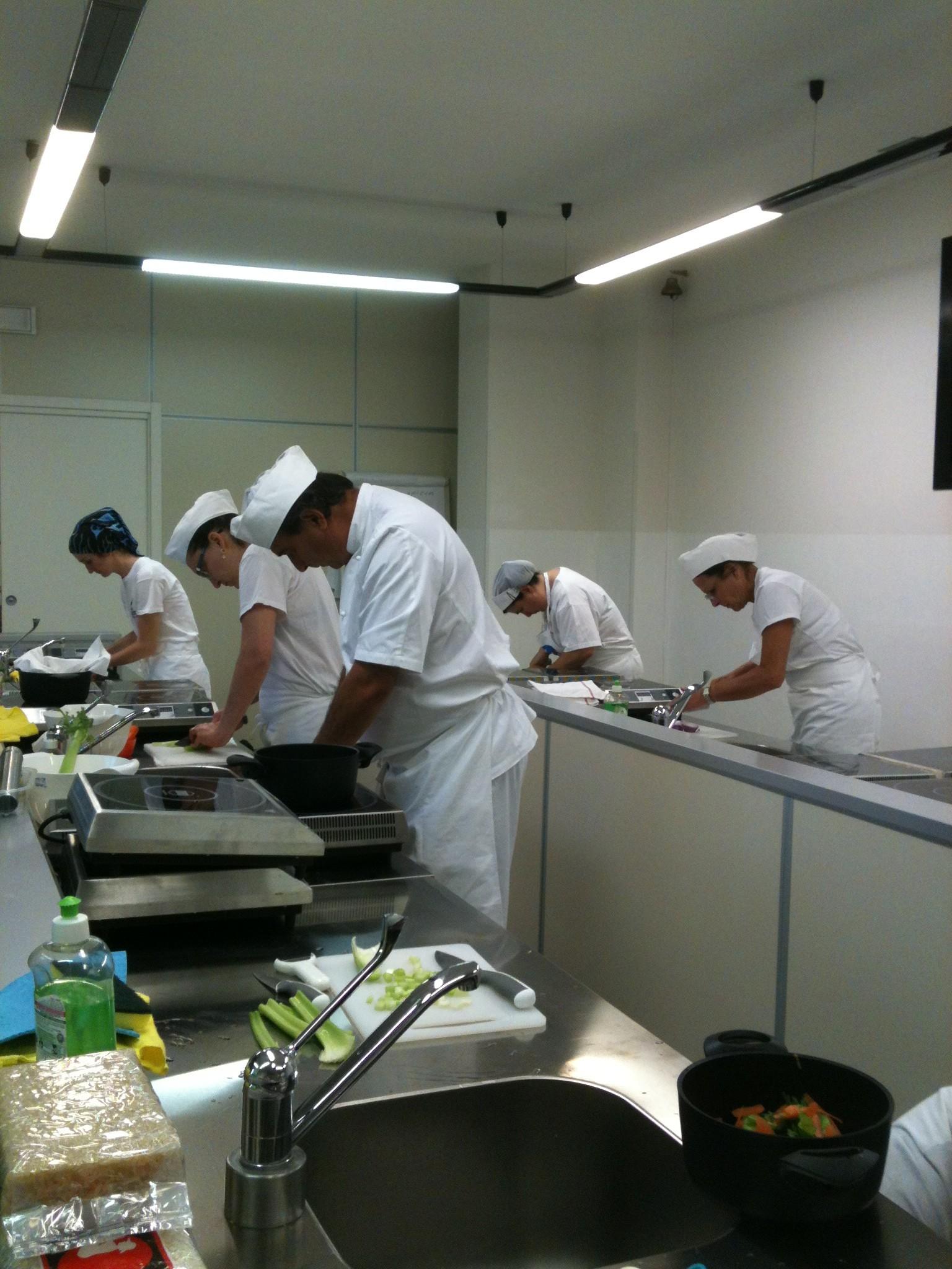 e' attivo il nuovo laboratorio di cucina | cescot firenze srl - Laboratorio Di Cucina